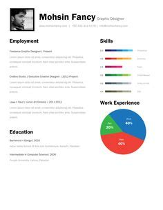 Is there a resume template on word